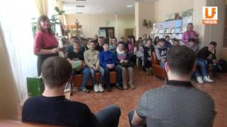 U news  Хоккеисты Салавата Юлаева не ходят в городские библиотеки
