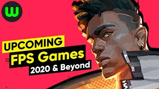 10 Upcoming Fps Games Of 2020  Pc, Ps4, Xbox, Switch  | Whatoplay
