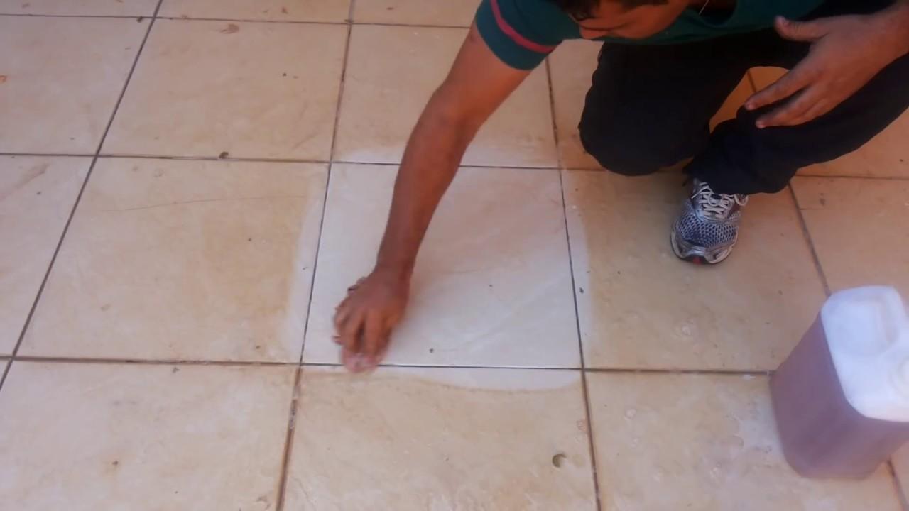 Como limpar encardidos de pisos antiderrapante de quintal? como limpar  #9E432D 1920x1080 Azulejo De Banheiro Como Limpar