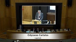 Odysseas Cartalos - Hellenic Innovation Forum 1st Conference
