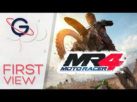 MOTO RACER 4 : Enfin de retour !   GAMEPLAY FR