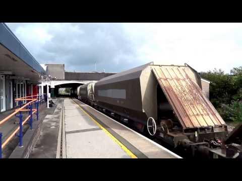 Burton On Trent Freight Oct-Nov 2015