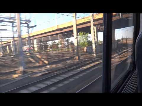 Amtrak Acela Express Train Trip from Boston, MA South Station to New York City, NY Penn Station
