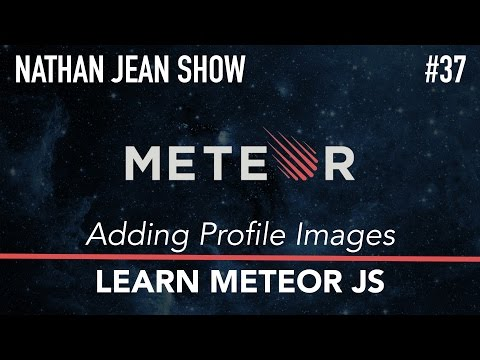 Learn Meteor: #37 - Adding Profile Images