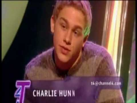 Charlie Hunnam T4 interview 1999