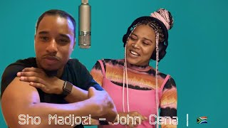 american-first-reaction-to-south-african-music-sho-madjozi---john-cena