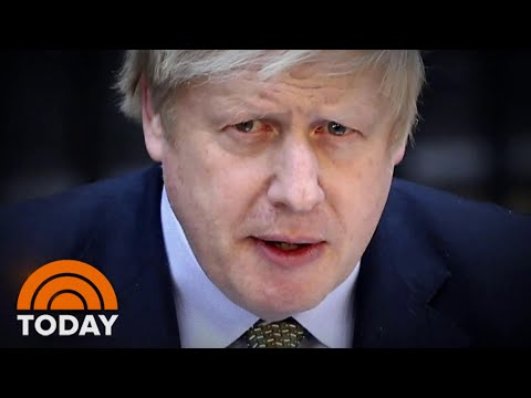 British PM Boris Johnson Hospitalized As Queen Offers Message Of Hope | TODAY