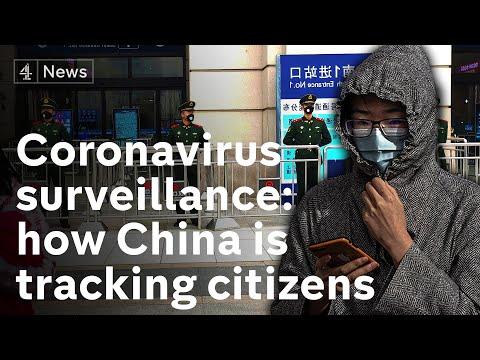 Coronavirus: China Using App To Track Quarantined Citizens