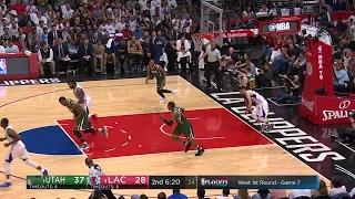 Video Quarter 2 One Box Video :Clippers Vs. Jazz, 4/30/2017 12:00:00 AM download MP3, 3GP, MP4, WEBM, AVI, FLV Juli 2018