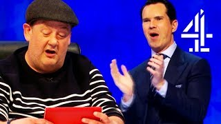 Everyone Is Genuinely Surprised By Johnny Vegas' Very Good Poem! | 8 Out Of 10 Cats Does Countdown thumbnail