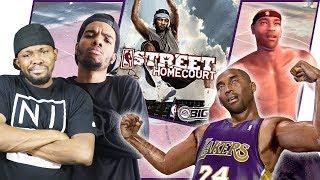 BROTHERS FACE-OFF! EPIC STREET BALL BATTLE! - NBA Street Homecourt Gameplay | #ThrowbackThursday