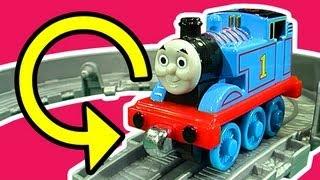 Thomas & Friends Take N Play Spiral Track & Missing Thomas Mystery