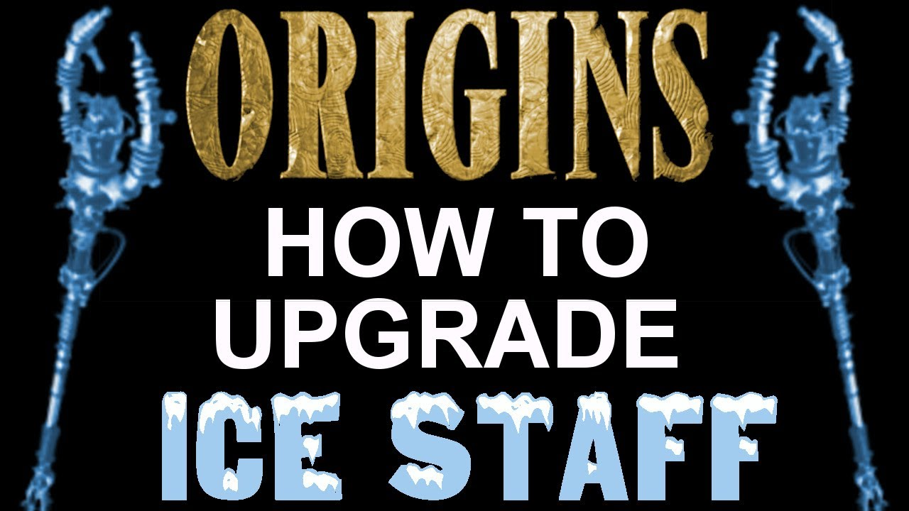 Black ops origins how to upgrade ice staff bo zombies youtube also rh
