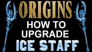 """Black Ops 2 Origins"" How To Upgrade Ice Staff! ""HOW TO"" (BO2 Zombies)"