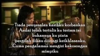 Fazli Zainal - Harapan with lyrics