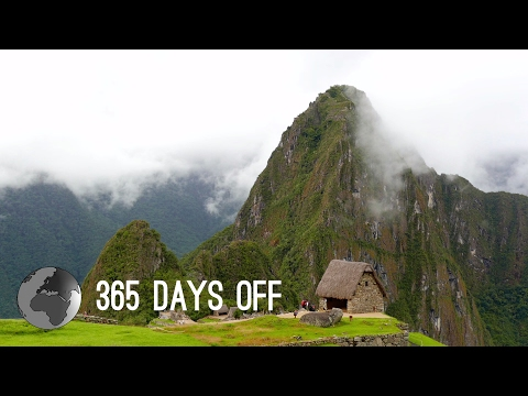 Episode 44 - Peru / Sacred Valley & Machu Picchu