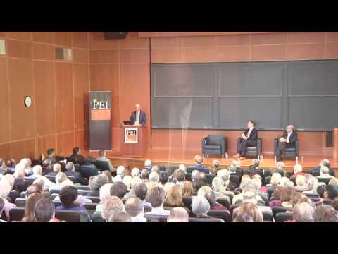 """""""A Conservative Approach to Climate Change"""" - Taplin Environmental Lecture"""