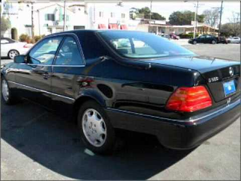 1994 mercedes benz s class san mateo ca youtube for Mercedes benz san mateo
