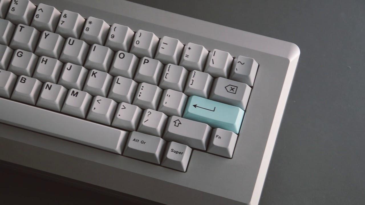 Modern M0110 lubed Pandas typing test by Janglad