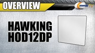 Newegg TV: HAWKING Hi-Gain Outdoor Dual-Band 12dBi Directional Antenna Kit Overview