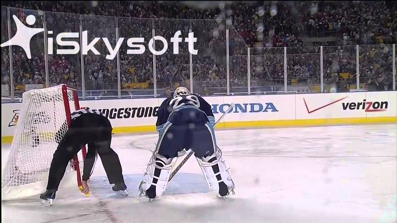 48027b27a93 2011 NHL Winter Classic Capitals at Penguins - YouTube