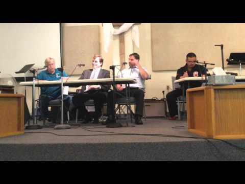 Las Cruces TEA Party Candidate Forum: City Counsel Candidates