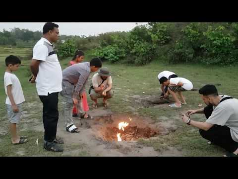 Haripur Gas Field Sylhet   হরিপুর সিলেটে বাংলাদেশ