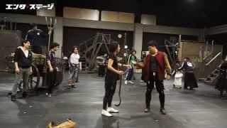 「エンタステージ」http://enterstage.jp/ 4月13日(月)に帝国劇場(東...