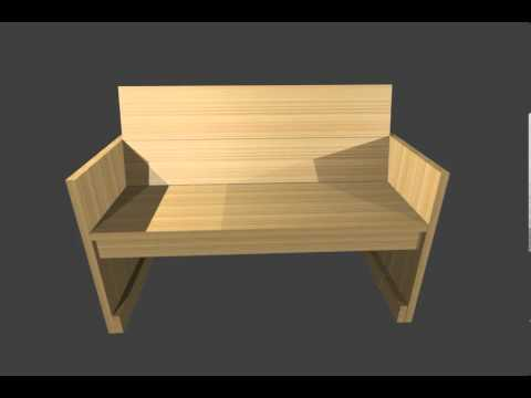 sitzbank selber machen bank von holz machen le sourire youtube. Black Bedroom Furniture Sets. Home Design Ideas