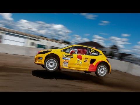 CANADA RX - SUPERCAR HEAT 1 RACE 2 - FIA WORLD RALLYCROSS CHAMPIONSHIP