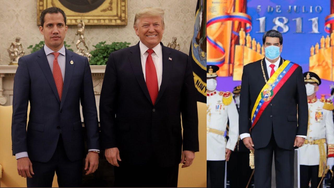 NOTICIAS DE VENEZUELA HOY 12 DE JULIO 2020 Donald Trump: Guaidó parece estar perdiendo cierto poder