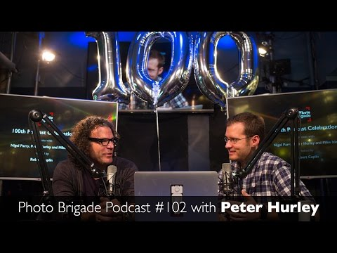 Peter Hurley - Headshot Crew - Photo Brigade Podcast #102