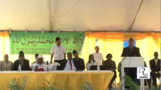 Mahdi Mosque Inauguration Jamaica Part 1 of 6