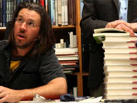 David Foster Wallace interview - The Soul is not a Smithy