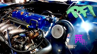 Blew the Turbo , Problem Solving leads to Bigger Problem