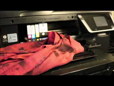 Hp Officejet 6600, 6700 How To Unclog Printhead