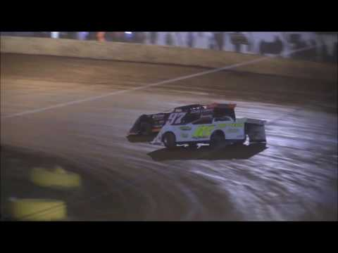 Super Late Model Heat #1 from Ponderosa Speedway, November 5th, 2016.