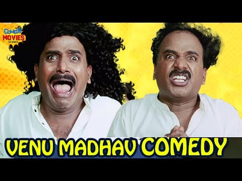 Hindi Comedy Videos | Venu Madhav Comedy | Hukumat Ki Jung Film | Hindi Comedy Scenes