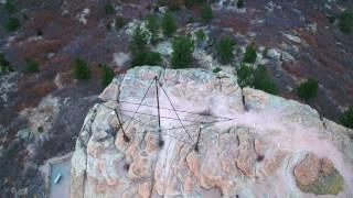 Castle Rock Colorado - DJI Inspire 2 X5S