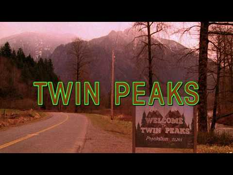Abandoned Twin Peaks Ambient / Somber Ambient