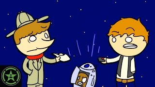 One of Achievement Hunter's most viewed videos: AH Animated - Gavin Explains The Star War