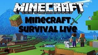 24 Stunden Livestream - Minecraft Survival