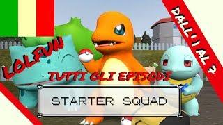 Starter Squad - Episodes 1-7 ITA | LOLFUN