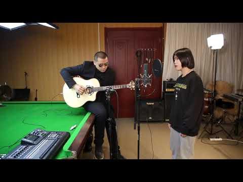 【TBE STUDIO】郝浩涵吉他弹唱 说散就散(歌手 孙悦)
