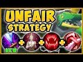 STOP PLAYING RENEKTON WRONG! NEW WIT'S END RENEKTON LIFESTEAL BUILD IS 100% OP! - League of Legends