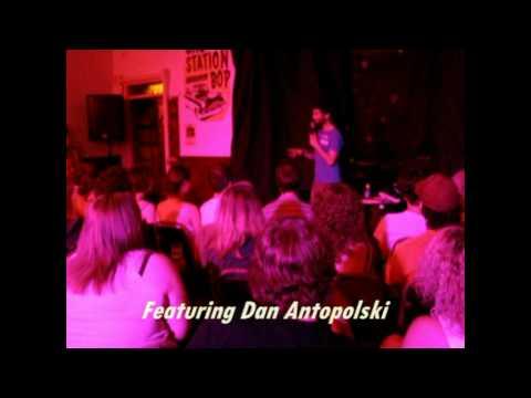 Garage Comedy @ Mozarts presents Dan Antopolski