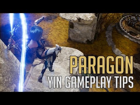Paragon - Yin Ability Tips and Gameplay Tactics