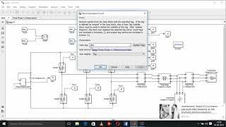 Üç fazlı DC oluşturmak için dönüştürücü simülasyonu AC nasıl