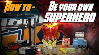How To - Be Your Own Superhero
