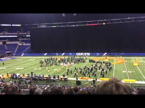 Homestead Spartan Alliance Band 2015, Fort Wayne, IN  Poiesis An Act of Creation